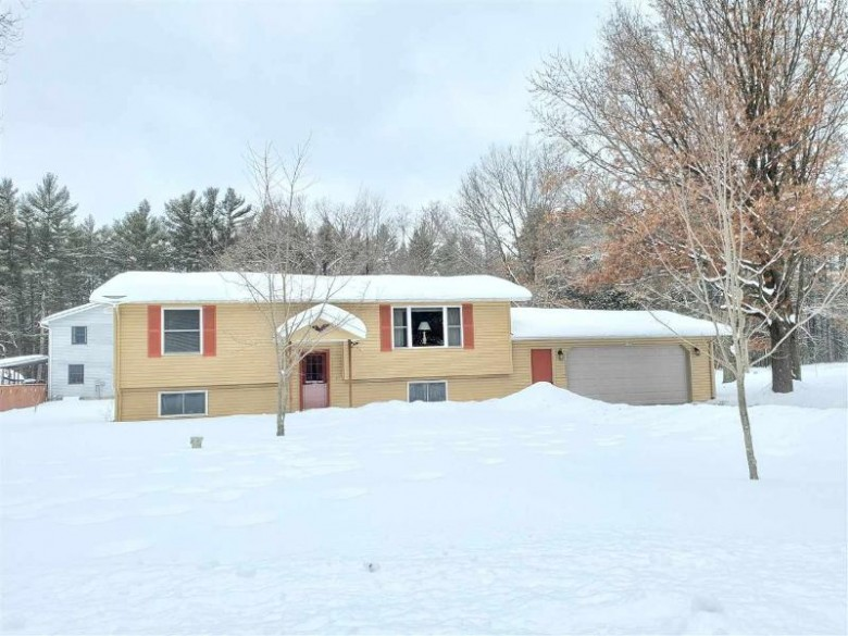4510 S 61st Street, Wisconsin Rapids, WI by North Central Real Estate Brokerage, Llc $131,900