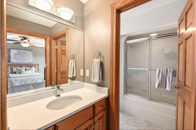 7143 W Ridgeview Ct, Mequon, WI by First Weber Real Estate $1,099,000