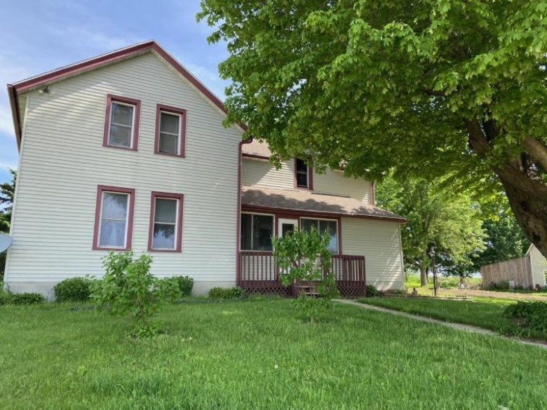 W1880 Rock Rd, Iron Ridge, WI by Coldwell Banker Real Estate Group $240,000