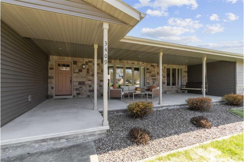 3409 Crestview Drive, Appleton, WI by Century 21 Ace Realty $204,900