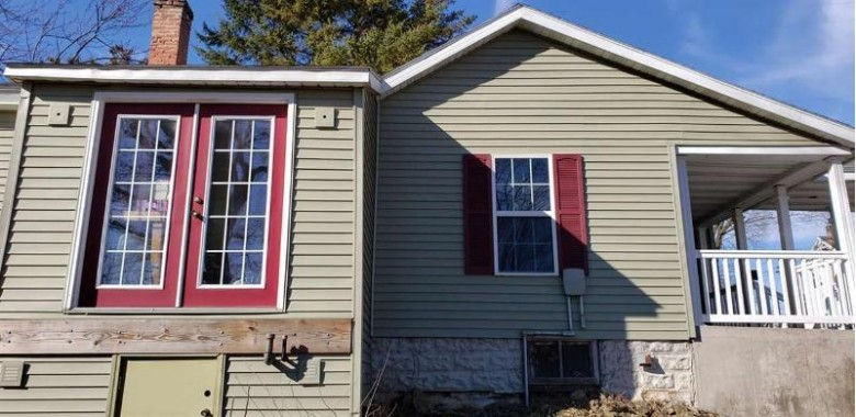 1203 12th Ave, Monroe, WI by First Weber Real Estate $69,900