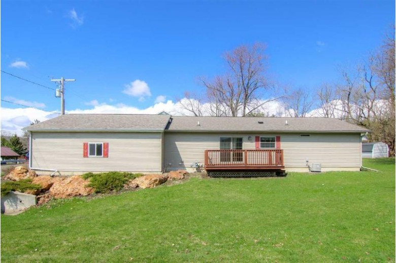 2982 Main St, Blue Mounds, WI by First Weber Real Estate $214,900