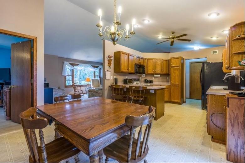 4103 Pine Ridge Lane, Weston, WI by Coldwell Banker Action $239,900