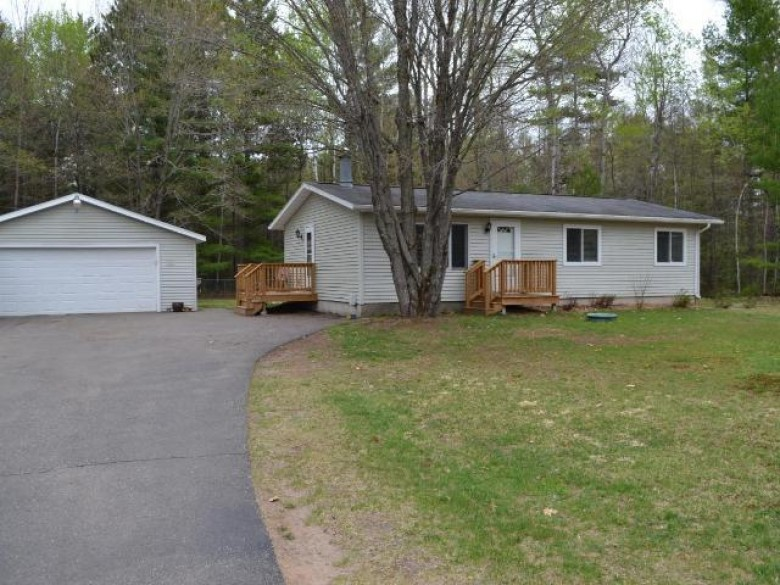 3602 Lake Thompson Rd, Pelican, WI by Flanders Realty Group $144,500
