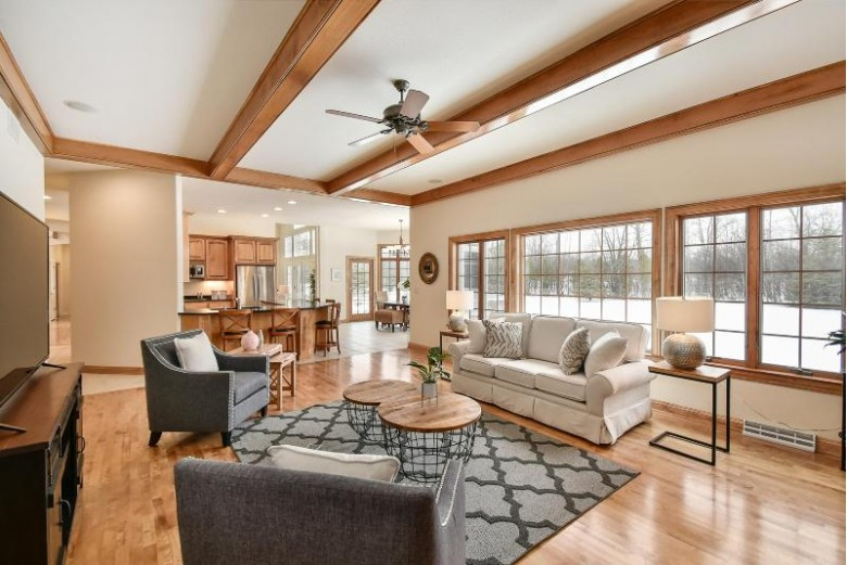 12855 N Birch Creek Rd, Mequon, WI by First Weber Real Estate $1,025,000