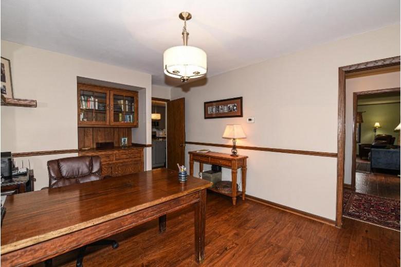 1233 Wedgewood Dr, Waukesha, WI by Keller Williams Realty-Milwaukee Southwest $339,900