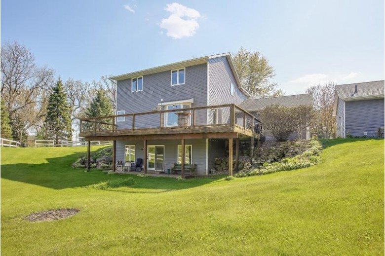 1408 Pond Rd, Twin Lakes, WI by Bear Realty, Inc $399,900