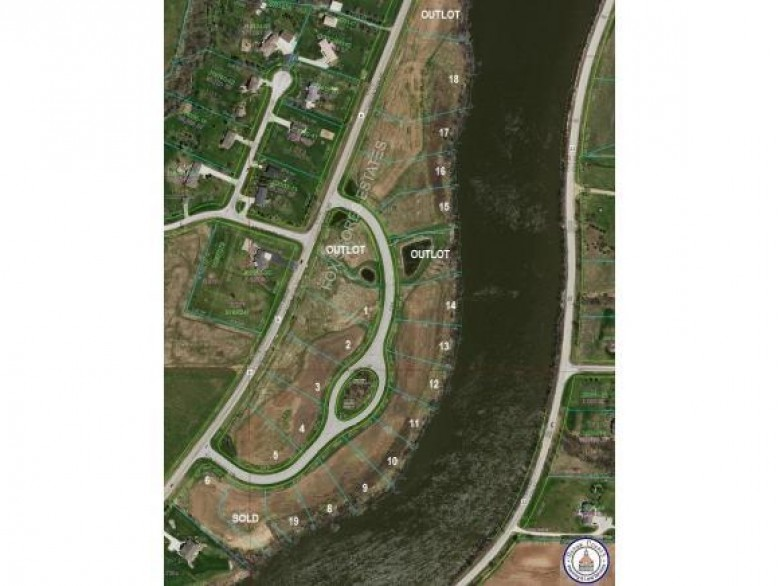 Fox Shores Drive LOT 19, De Pere, WI by Radue Realty $129,900