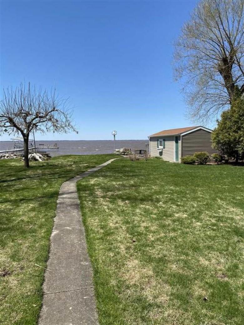 N7508 Sandy Beach Road, Fond Du Lac, WI by Adashun Jones, Inc. $389,000