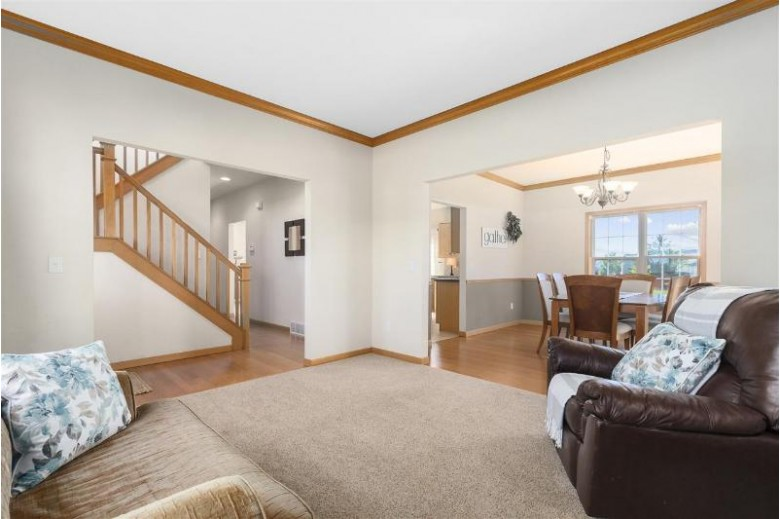W7194 Sunfield Drive, Greenville, WI by Coldwell Banker Real Estate Group $349,900