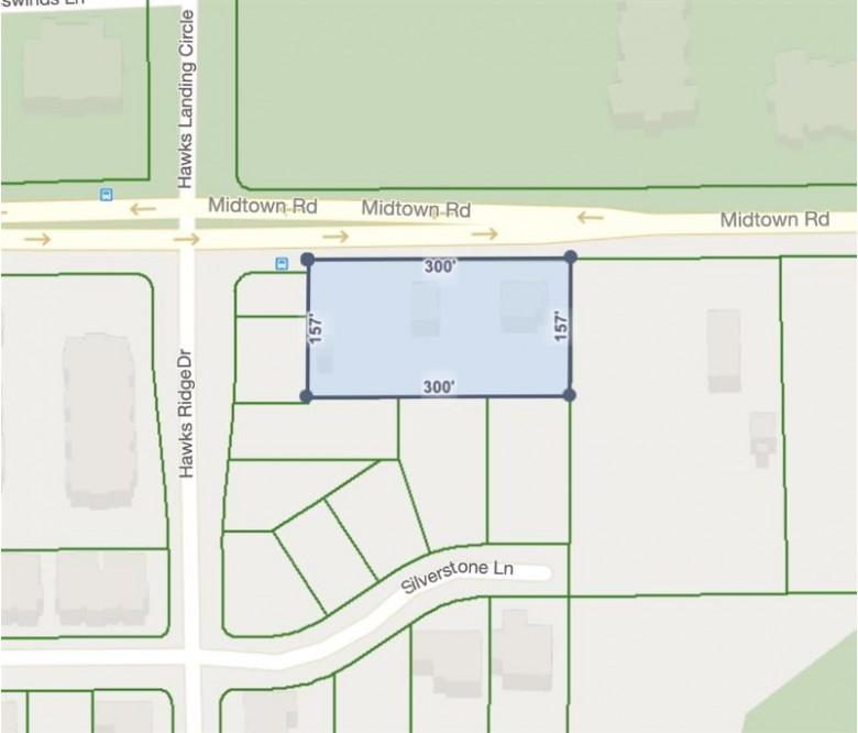 9101 Mid Town Rd Verona, WI 53593 by Keller Williams Realty $324,900