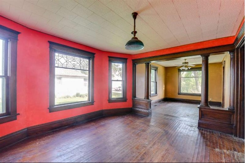 107 W Church St, Blanchardville, WI by Big Block Midwest $90,000