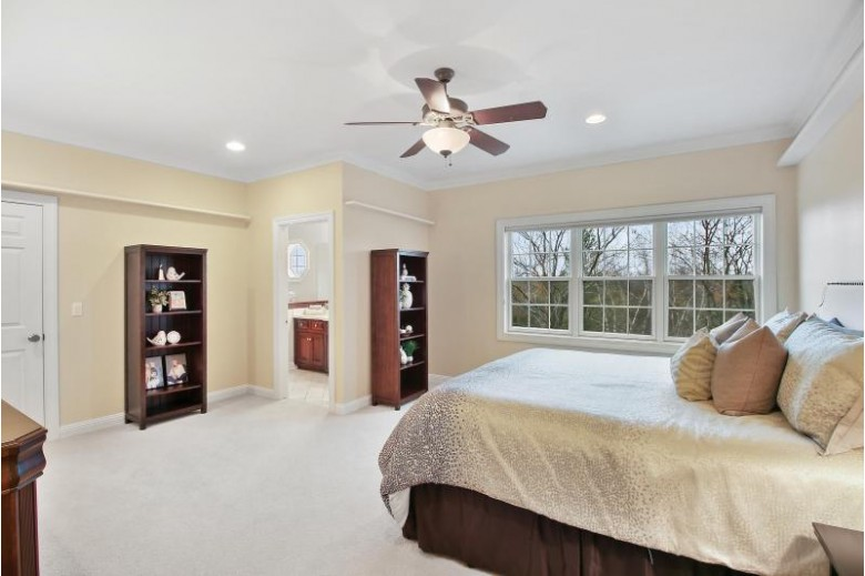 7832 W Cheverny Dr, Mequon, WI by First Weber Real Estate $1,600,000