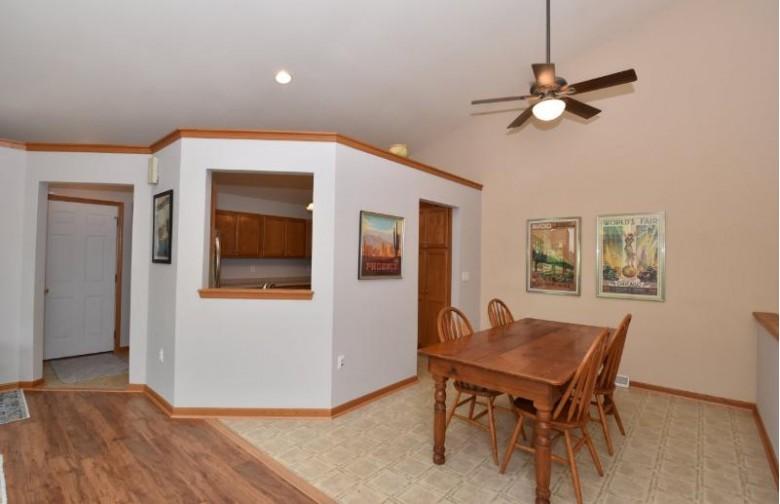 1312 E Buckwood Dr, Oak Creek, WI by Shorewest Realtors, Inc. $289,500