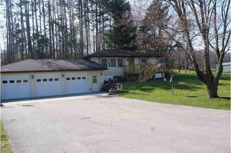 3835 Hwy 12, Warrens, WI by First Weber Real Estate $180,000