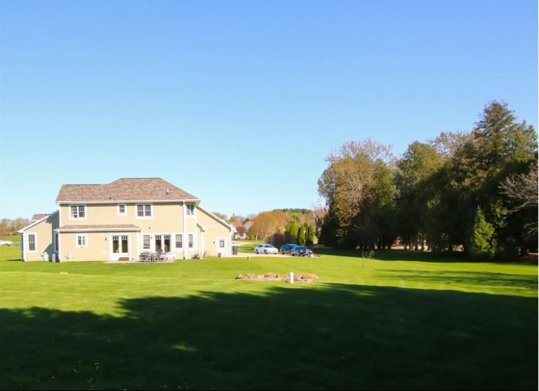 N8417 Fairway Dr, Beaver Dam, WI by First Weber Real Estate $419,000
