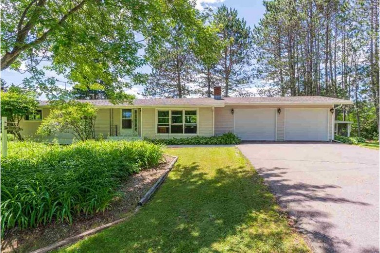 W5119 Riverview Road, Merrill, WI by Coldwell Banker Action $149,900