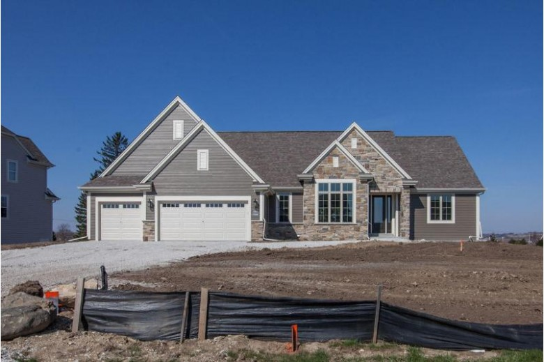 W239N3751 River Birch Ct, Pewaukee, WI by Bielinski Homes, Inc. $660,900