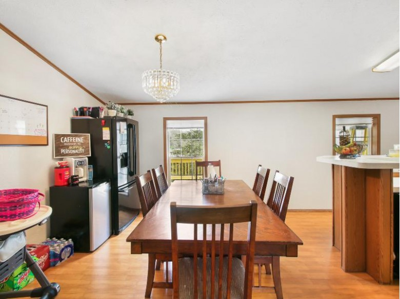 N7029 North Shore Rd Lake Mills, WI 53551 by Keller Williams Realty-Milwaukee Southwest $399,000