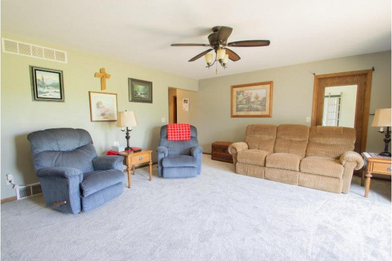 W164 Bartlain Dr Ixonia, WI 53036 by Realty Executives Platinum $299,900