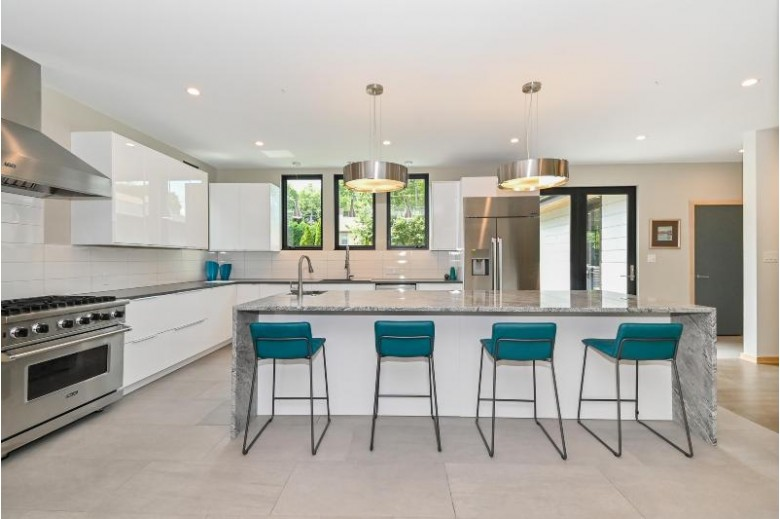 4873 N Oakland Ave, Whitefish Bay, WI by North Shore Homes, Inc. $1,420,000