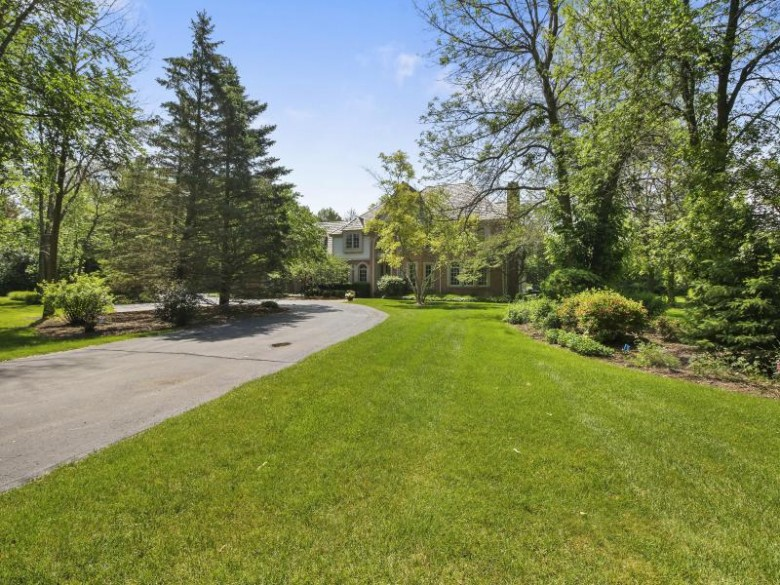 2111 W Columbia Dr, Mequon, WI by First Weber Real Estate $1,195,000