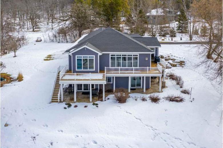 N5583 Glacier Court, Fond Du Lac, WI by  $479,900