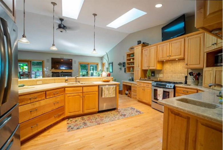 W7163 Chicago Point Road Wautoma, WI 54982-6951 by Rieckmann Real Estate Group, Inc $430,000