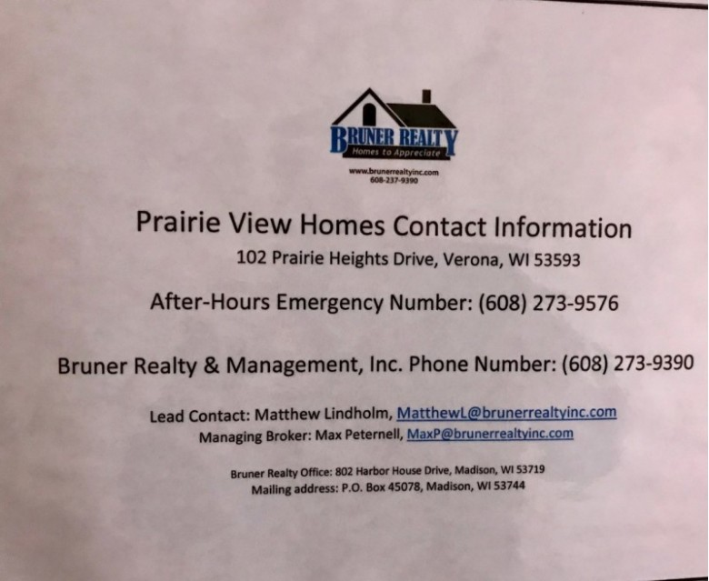 102 Prairie Heights Dr 315, Verona, WI by First Weber Real Estate $158,000