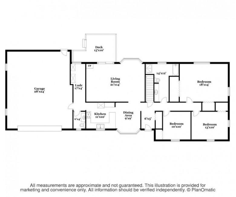 907 Kraak Rd, Marshall, WI by Stark Company, Realtors $320,000