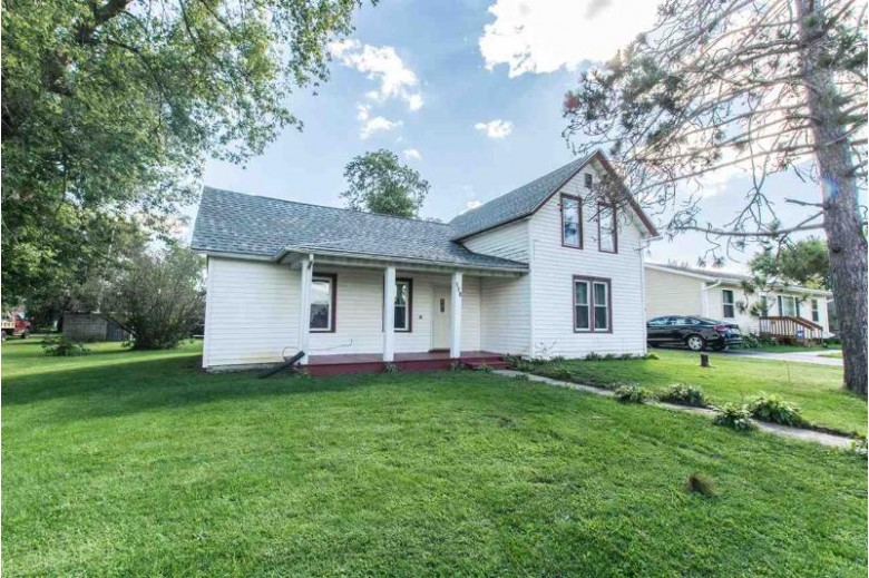 207 W Main St, Hustler, WI by First Weber Real Estate $98,000