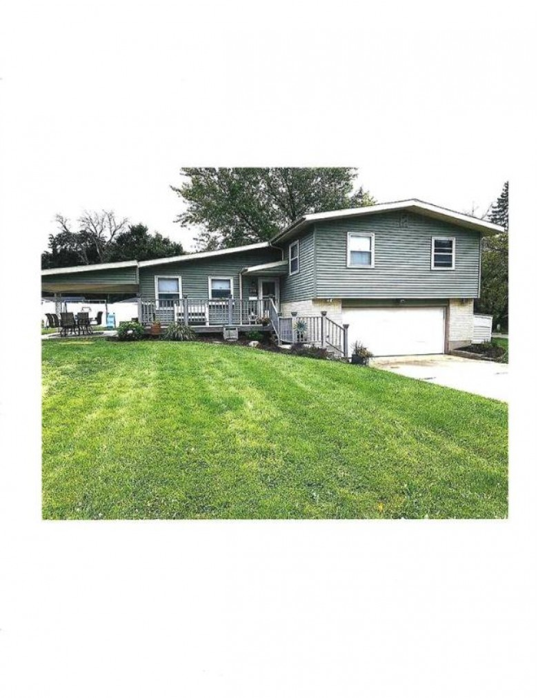 205 Hazel St, Whitewater, WI by Sold By Realtor $202,000