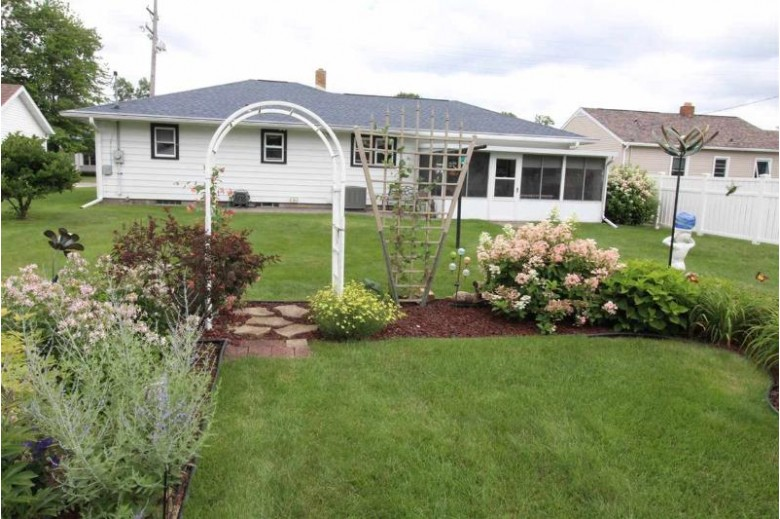 530 S 16th Street South, Wisconsin Rapids, WI by Terry Wolfe Realty $135,000