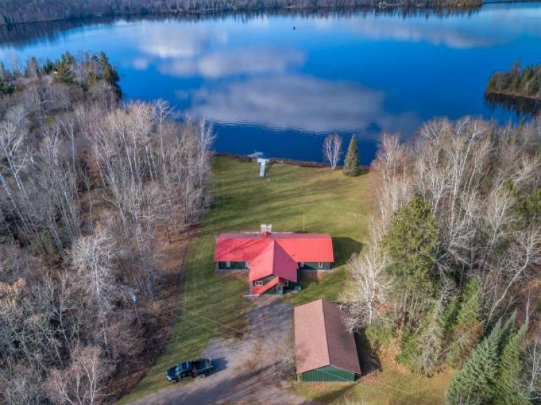 1241 Bucks Rd Winchester, WI 54557 by Redman Realty Group, Llc $399,000