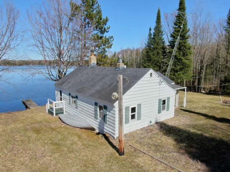 5690 Chaney Lake Rd Bessemer, MI 49911 by Coldwell Banker Mulleady - Mw $72,500