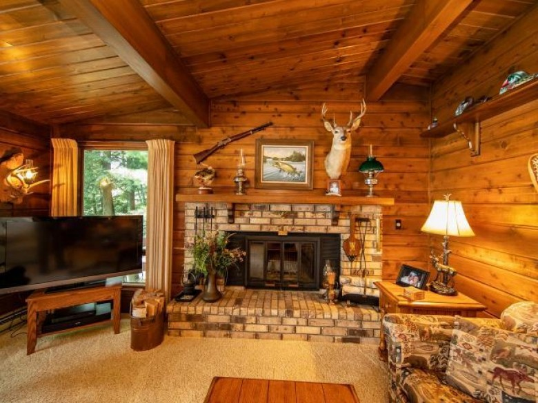 7814 Little Fork Ln Three Lakes, WI 54562 by Miller & Associates Realty Llc $449,900