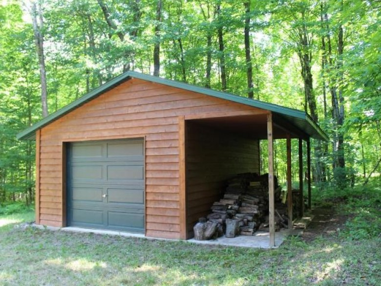 11100 Percys Ln, Hiles, WI by Century 21 Northwoods Team $89,000