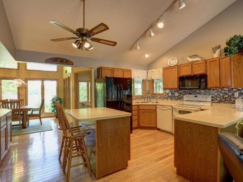 5590 Lake End Rd Crescent, WI 54501 by First Weber Real Estate $368,500