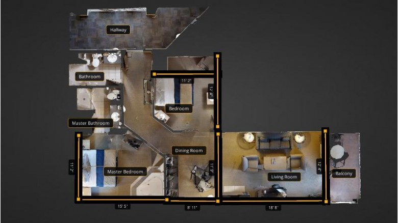 335 Wrigley Dr 407, Lake Geneva, WI by Keefe Real Estate, Inc. $199,000
