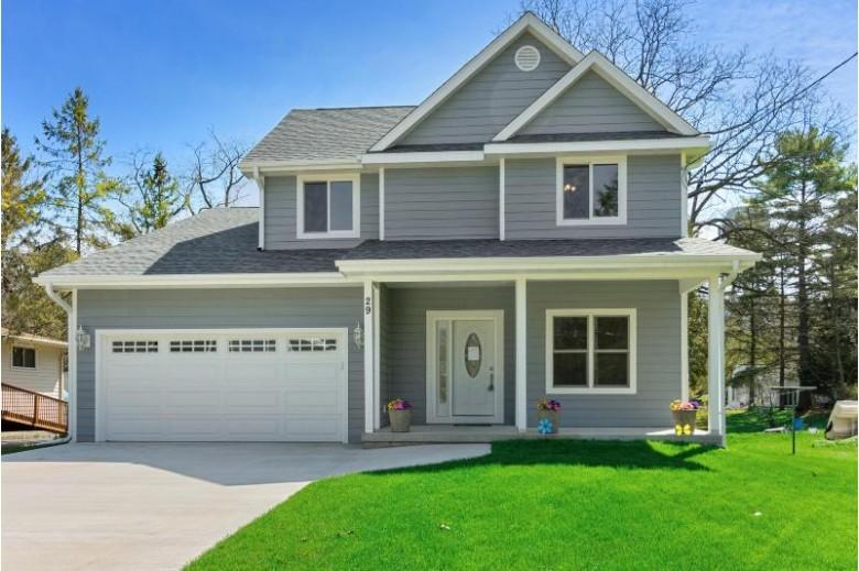 29 Menomonee St, Williams Bay, WI by @properties $440,000