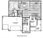 445 Chapel Hill Dr, Johnson Creek, WI by Loos Custom Homes,llc $334,900