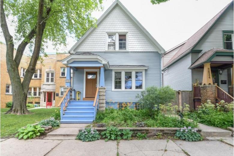 2628 N Pierce St, Milwaukee, WI by Shorewest Realtors, Inc. $210,000