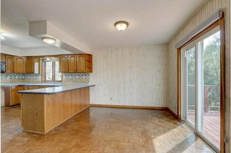 1766 County Highway A, West Bend, WI by Hanson & Co. Real Estate $285,000