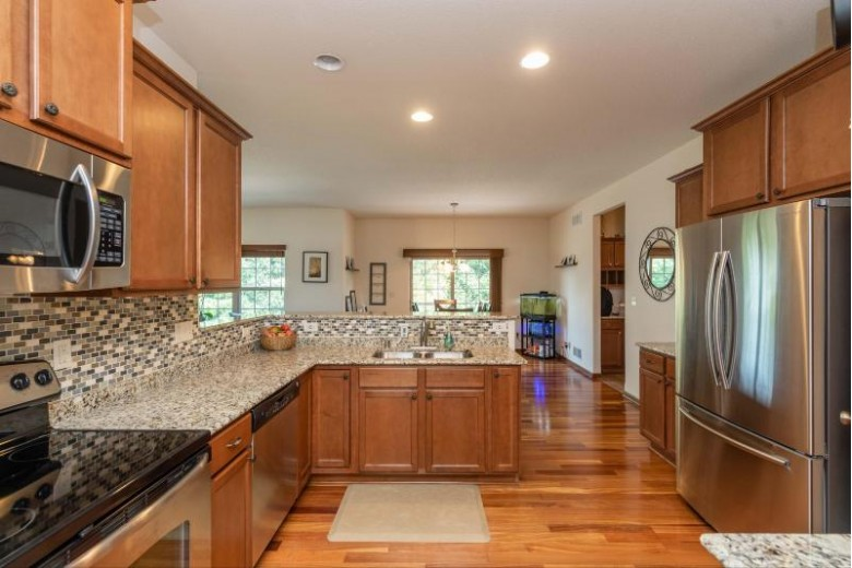 2801 Mohican Cir, Waukesha, WI by Lake Country Listings $449,999