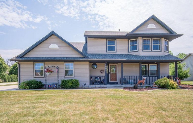 1909 Newberry Ln Racine, WI 53402-5539 by Re/Max Gallery $299,900
