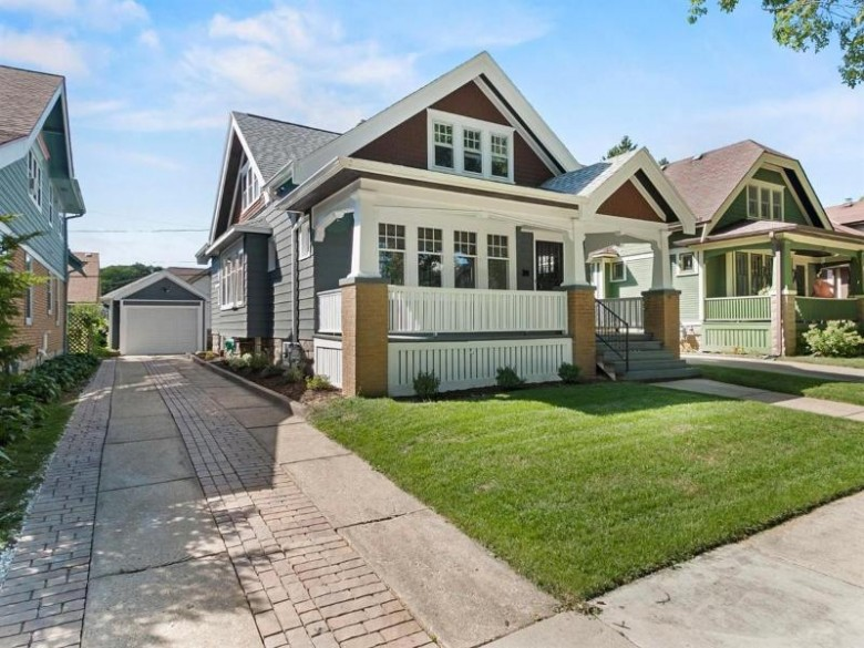 1511 N 50th St Milwaukee, WI 53208-2210 by Re/Max Xpress $209,900