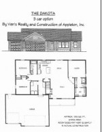 316 Butterfield Court, Wrightstown, WI by Resource One Realty, LLC $286,900