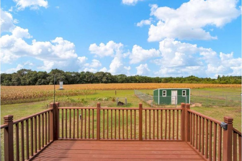N1041 Cypress Road, Neshkoro, WI by Coldwell Banker Real Estate Group $264,900