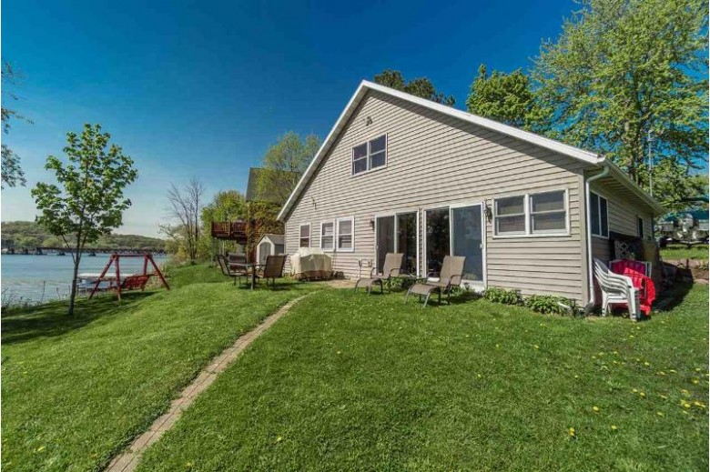 121 River St Merrimac, WI 53561 by Re/Max Grand $415,000
