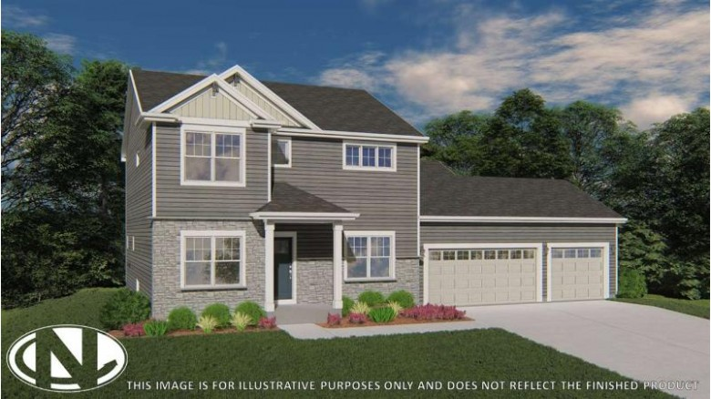 6622 Wolf Hollow Rd Windsor, WI 53598 by Tim O'Brien Homes Inc-Hcb $469,900